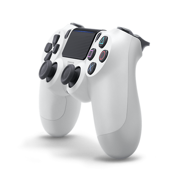 Dualshock®4 Wireless Controller For Ps4™ – Glacier White 3