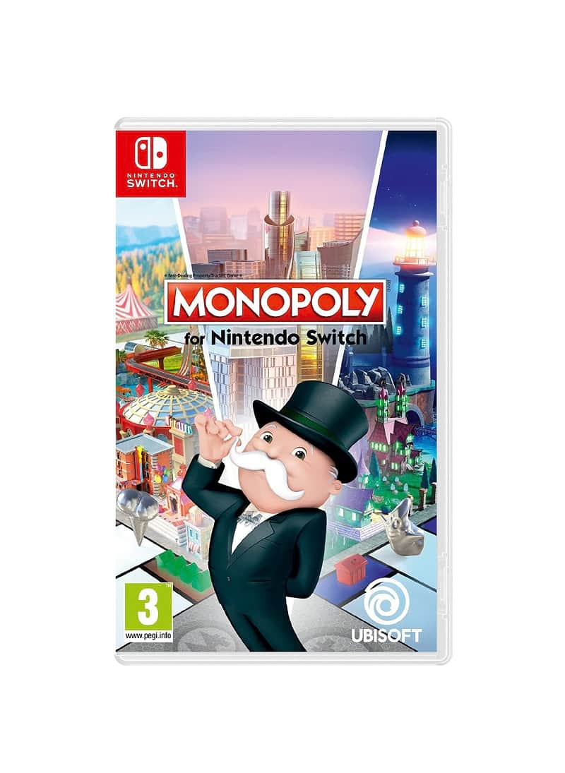 Monopoly® For Nintendo Switch