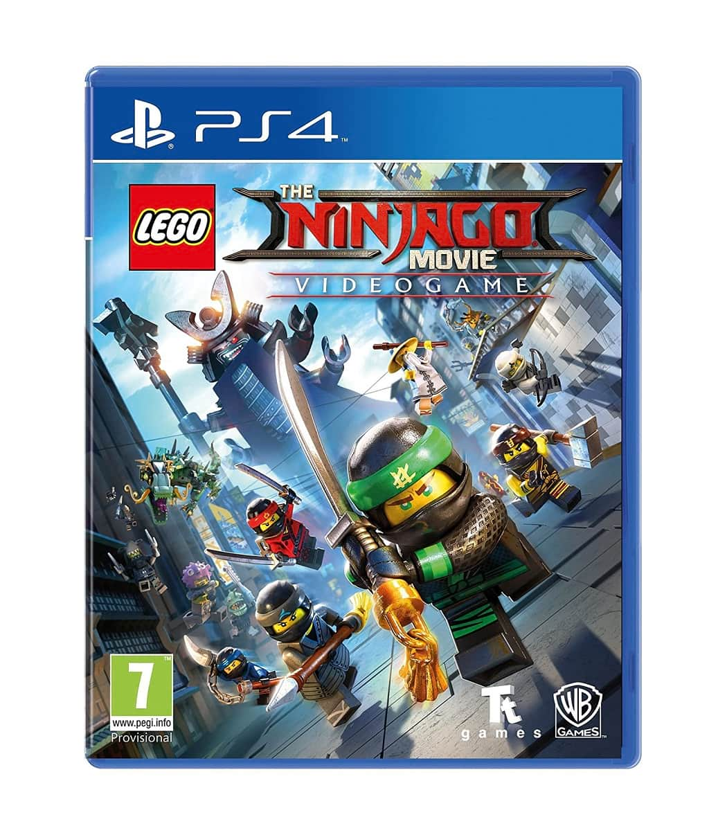 Lego® Ninjago Movie Video Game