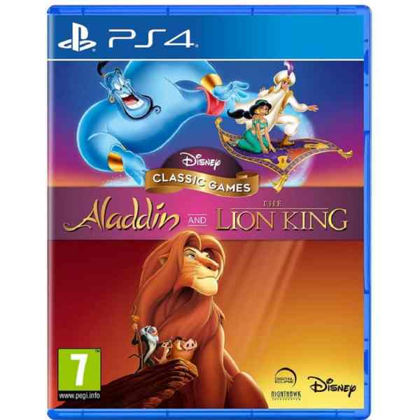 Aladdin and The Lion King