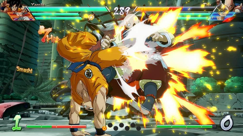 Dragon Ball Fighterz Switch Screenshot05
