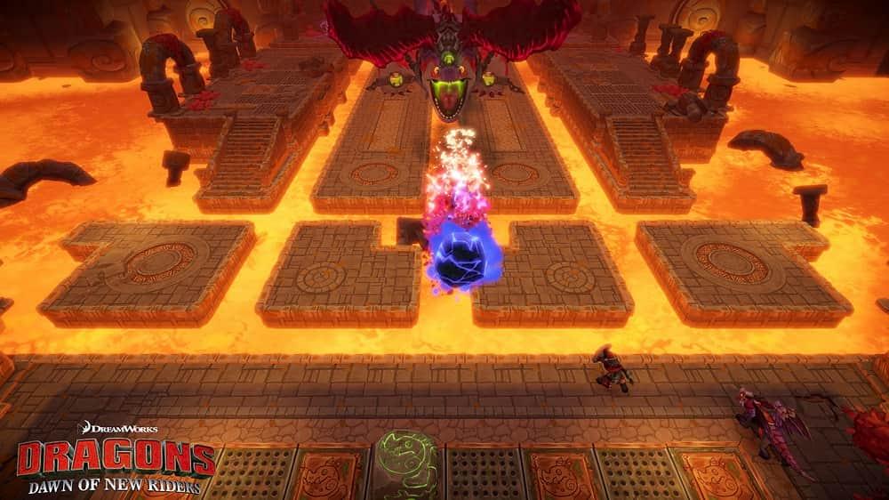 Dreamworks Dragons Dawn Of New Riders Switch Screenshot02