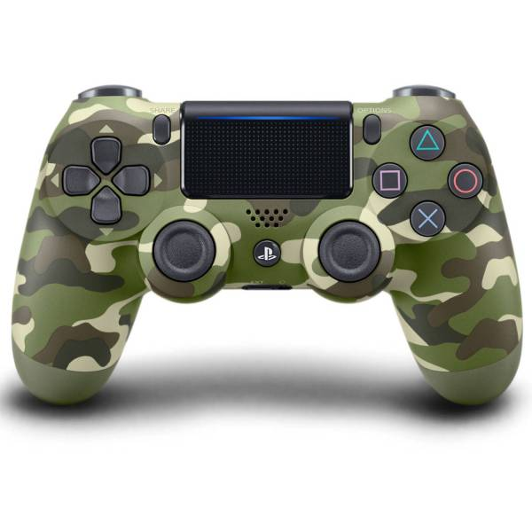 DUALSHOCK®4 Wireless Controller for PS4™ – Green Camouflage