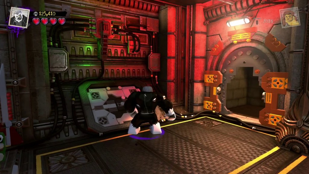 Lego® Dc Super-Villains-Nintendo Switch