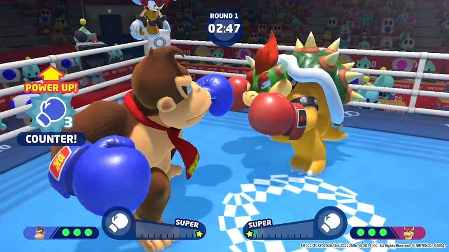 Mario &Amp; Sonic At The Olympic Games Tokyo 2020