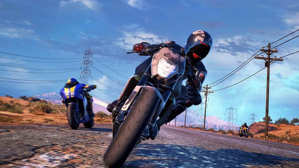 Moto Racer 4 Vr