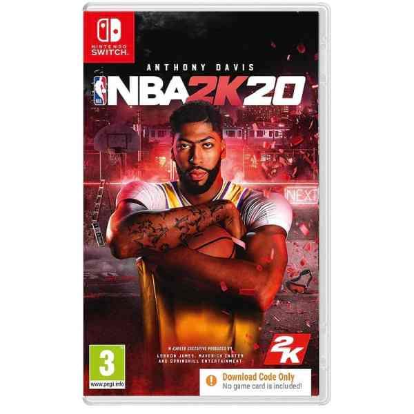 NBA 2K20 – Nintendo Switch