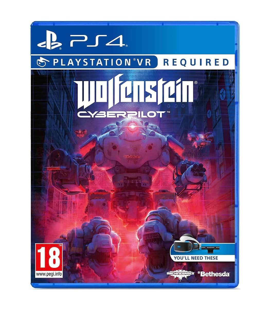 Wolfenstein-Cyberpilot Vr