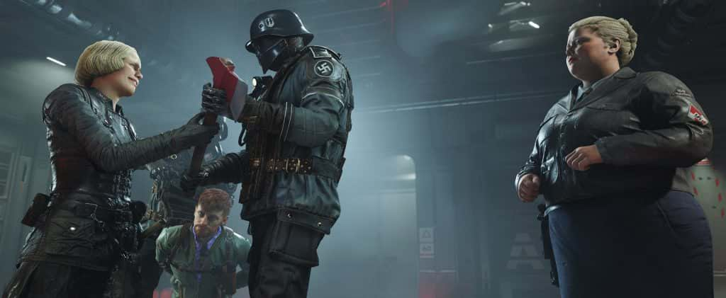 Wolfenstein Ii The New Colossus Screen 03 Ps4 1024X421 1