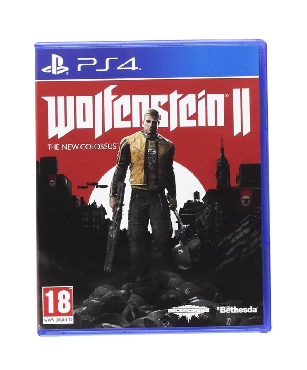 Wolfenstein Ii: The New Colossus™