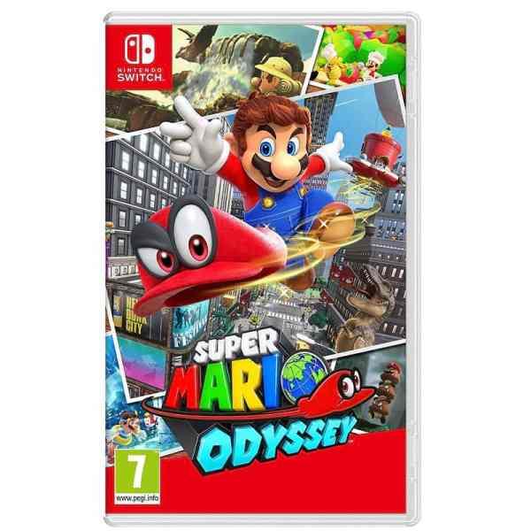 Super Mario Odyssey™