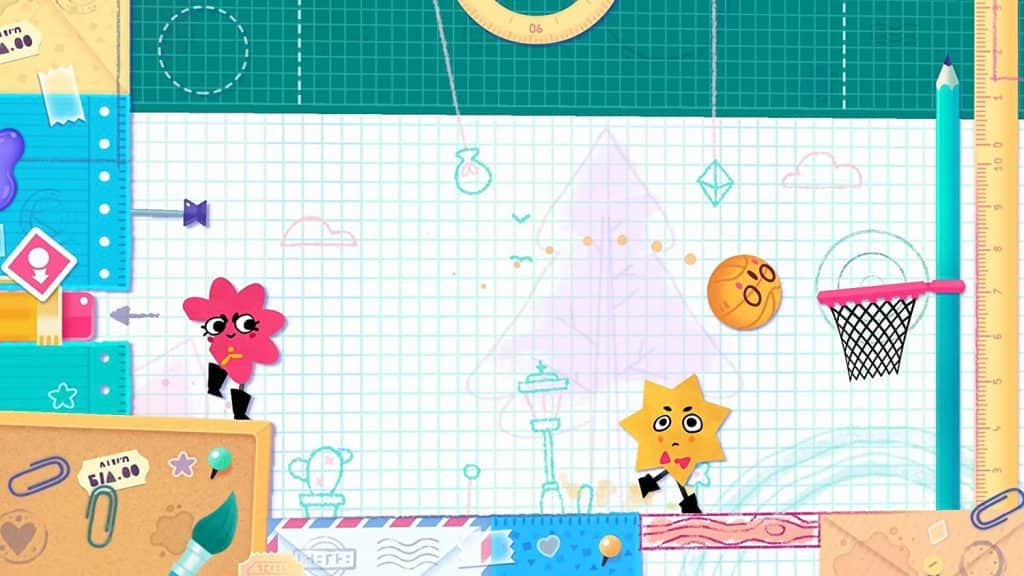 Snipperclips Plus - Cut It Out Together!
