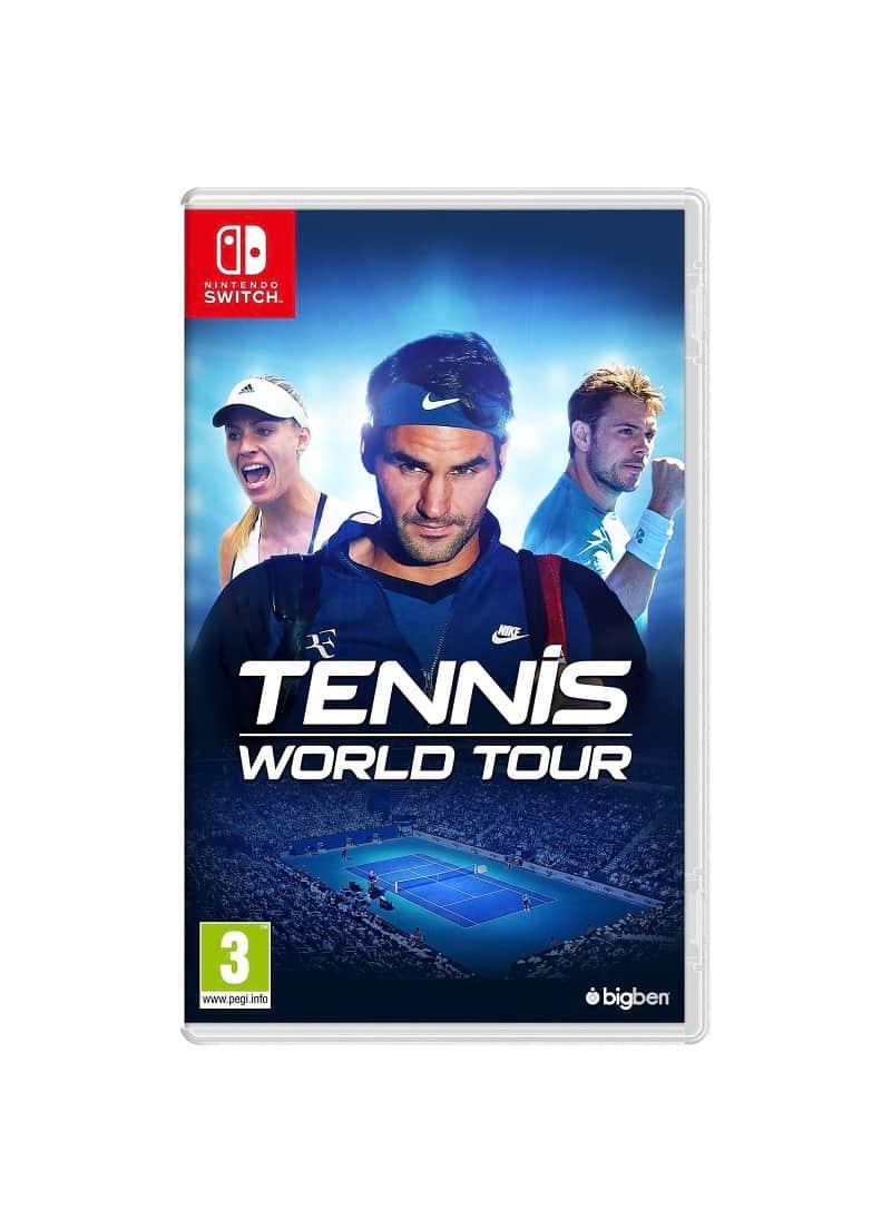 Tennis World Tour - Nintendo Switch