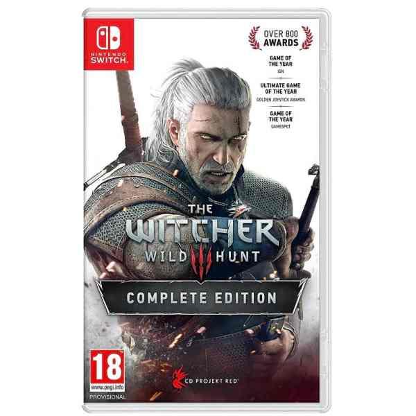 The Witcher 3: Wild Hunt – Nintendo Switch