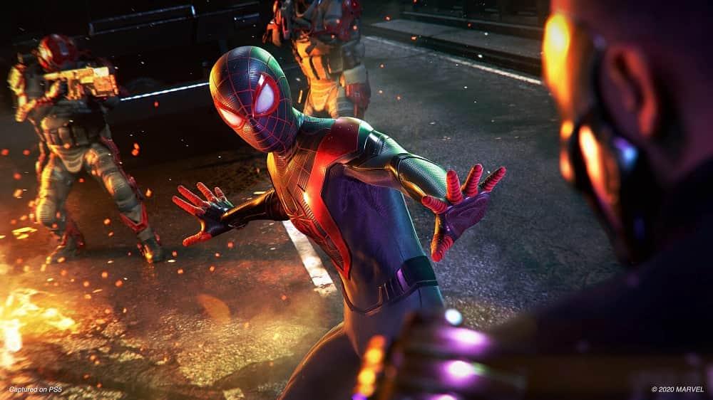 Marvel Spider Man Miles Morales Sosogames