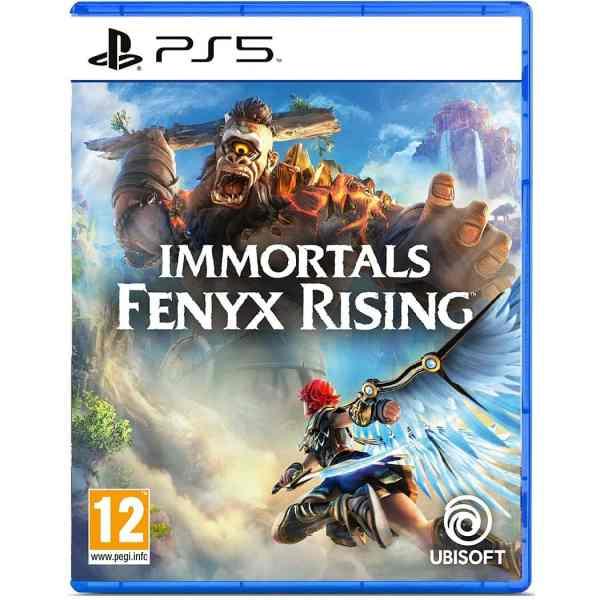 Immortals Fenyx Rising sosogames