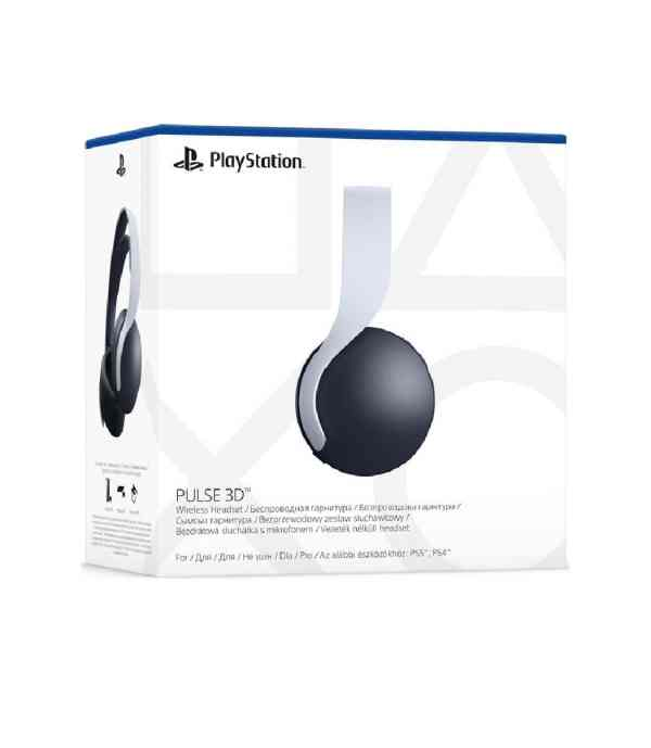 PS5 wireless headset