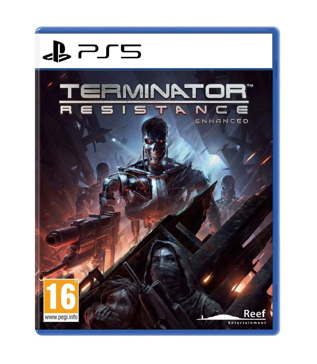 Ps5 Terminator Sosogames