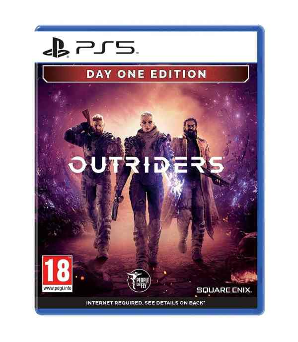PS5 OUTRIDERS Sosogames