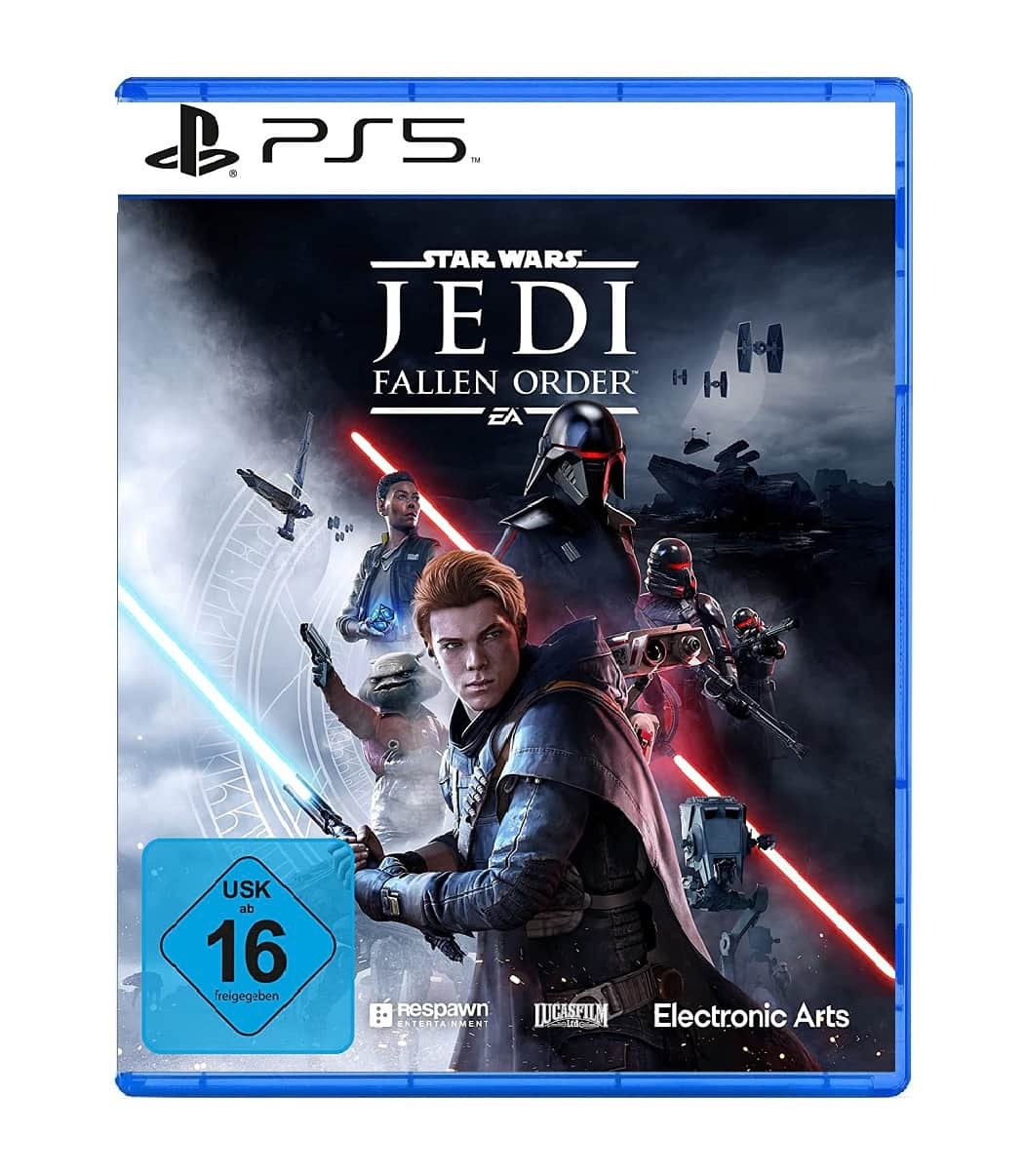 Ps5 Starwars Jedi Fallen Order