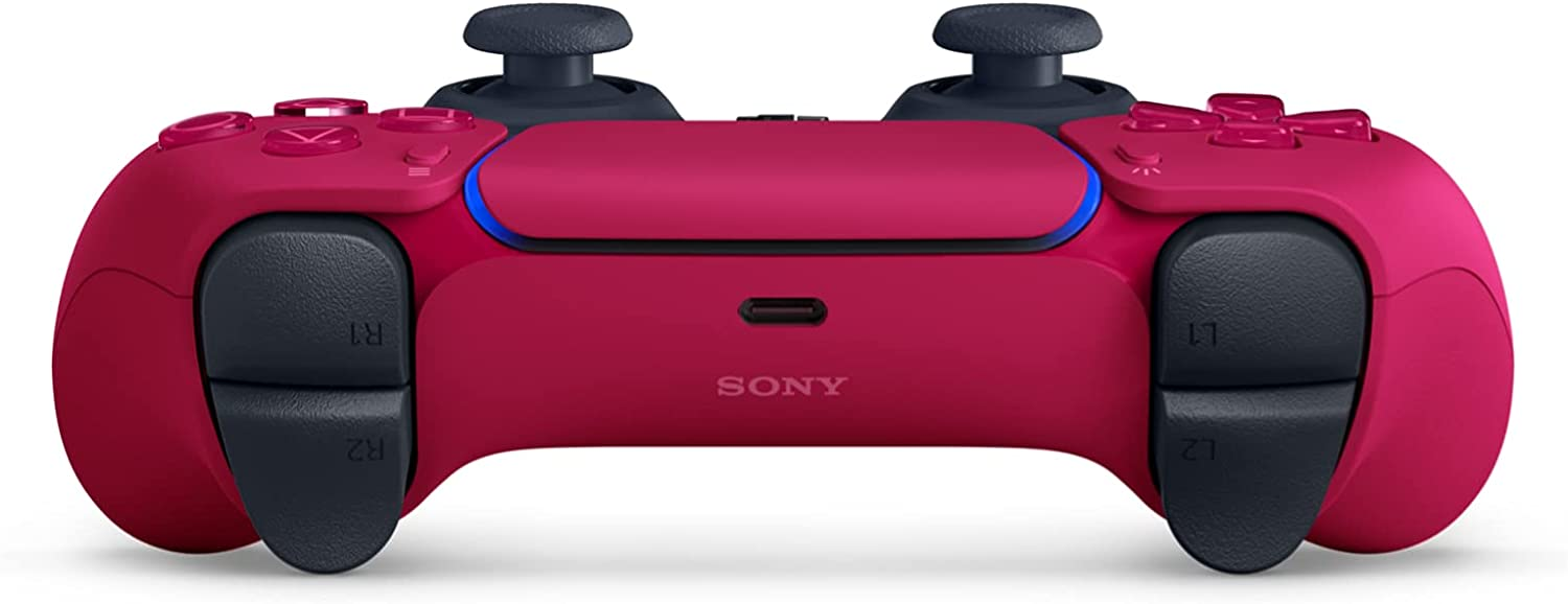 Ps5 Dualsense Wireless Controller - Cosmic Red