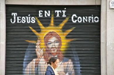 Jesús en tí Confio