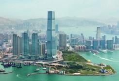 5-1. საერთაშორისო სავაჭრო ცენტრი, 484 მ, ჰონგ-კონგი, ჩინეთი