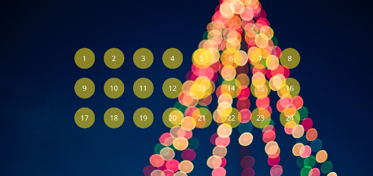 Advent Calendar for parents
