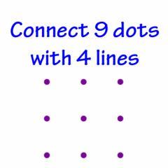 nine dots