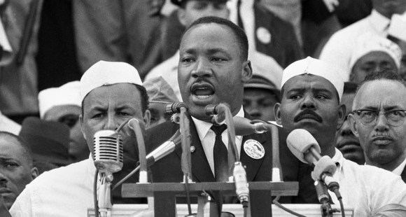 "Martin Luther King Jr ""I Have a Dream"""
