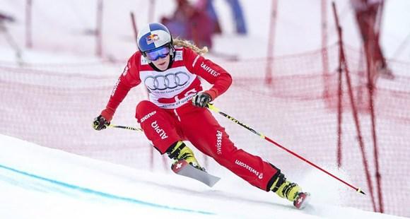 Fanny Smith Ski Cross Olympics 2018