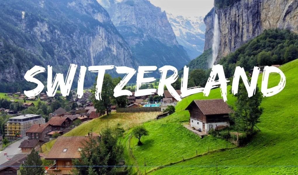 تقرير رحلتي الى سويسرا 2016