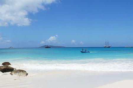 رحلتي الى جزر السيشل