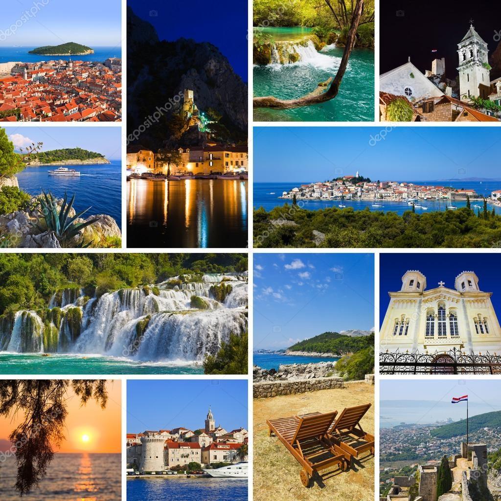 رحلتي الى كرواتيا