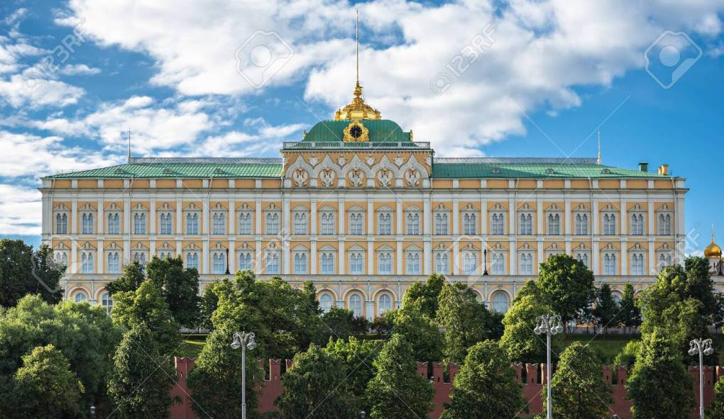 Grand Kremlin Palace, Moscow
