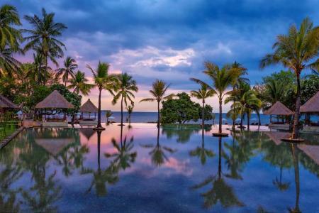 أفضل 10 الفنادق في لومبوك, إندونيسيا