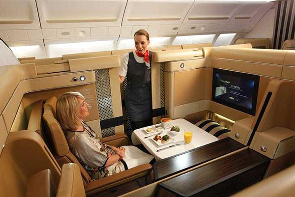 افخم شركة طيران في العالم