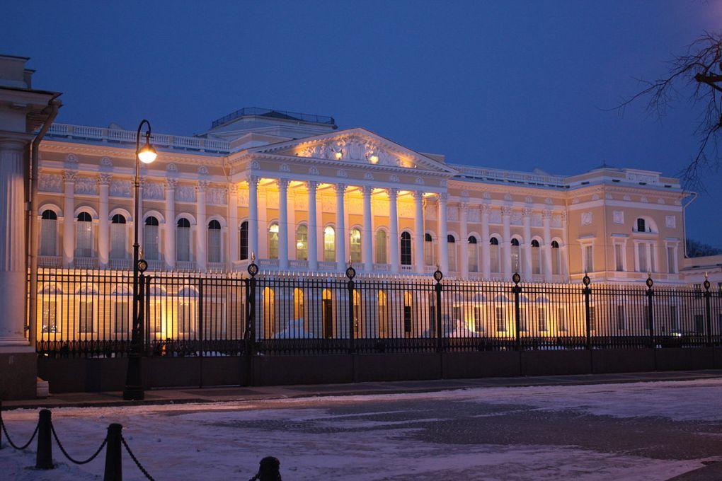 سانت بطرسبرغ سياحة
