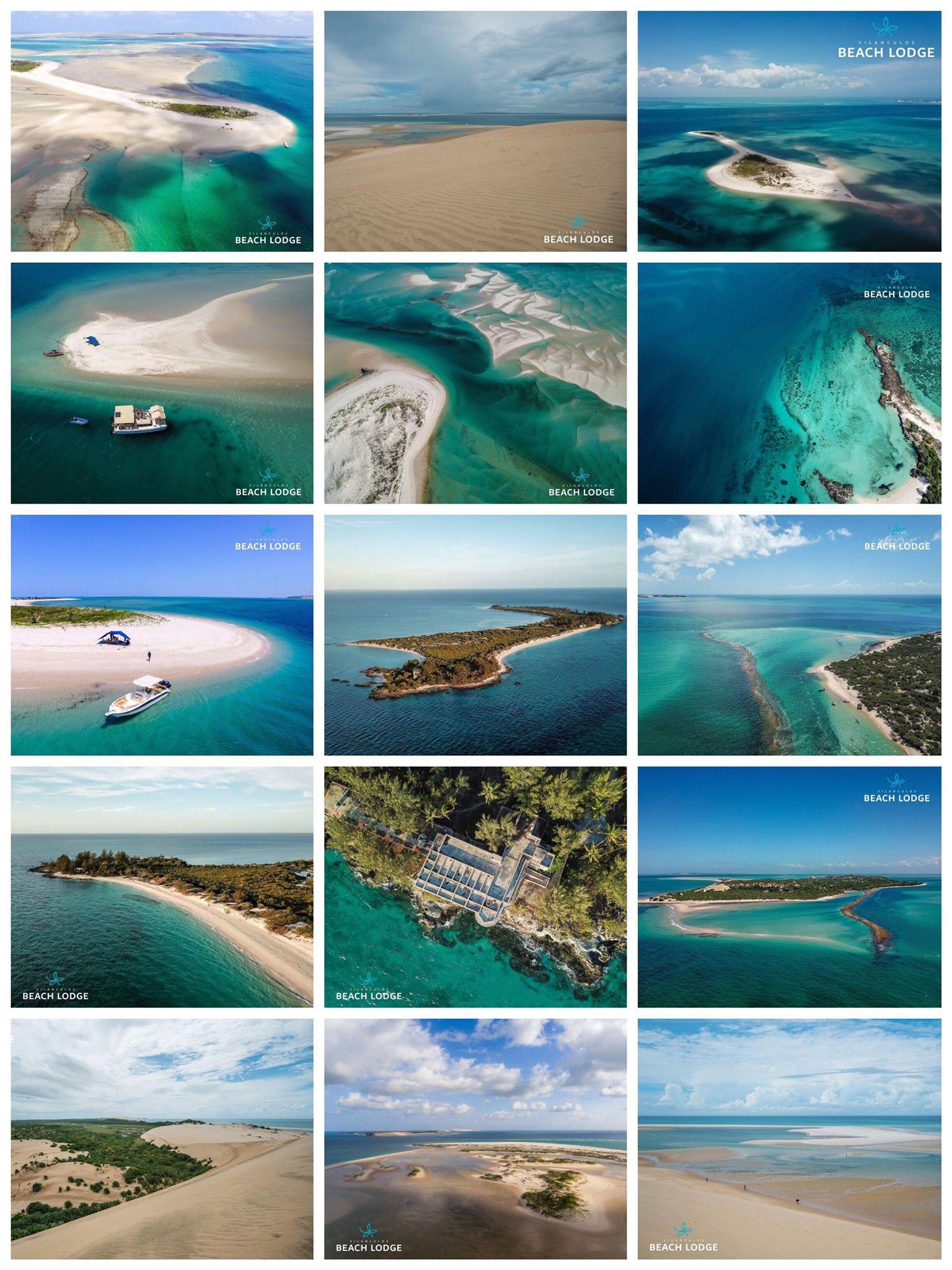 اهم الاماكن السياحية في موزمبيق