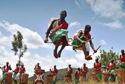 اهم الاماكن السياحية في بوروندي