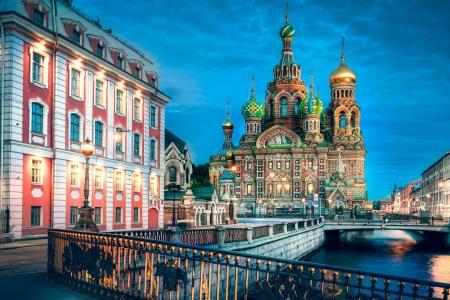 اهم المناطق السياحية في سانت بطرسبرغ