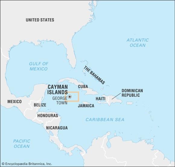 World-Data-Locator-Map-Cayman-Islands