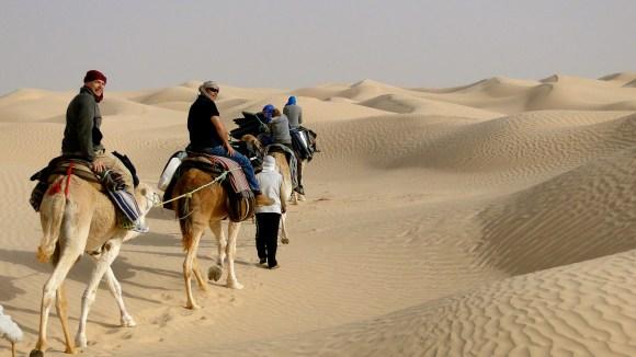اجمل المدن السياحية في تونس