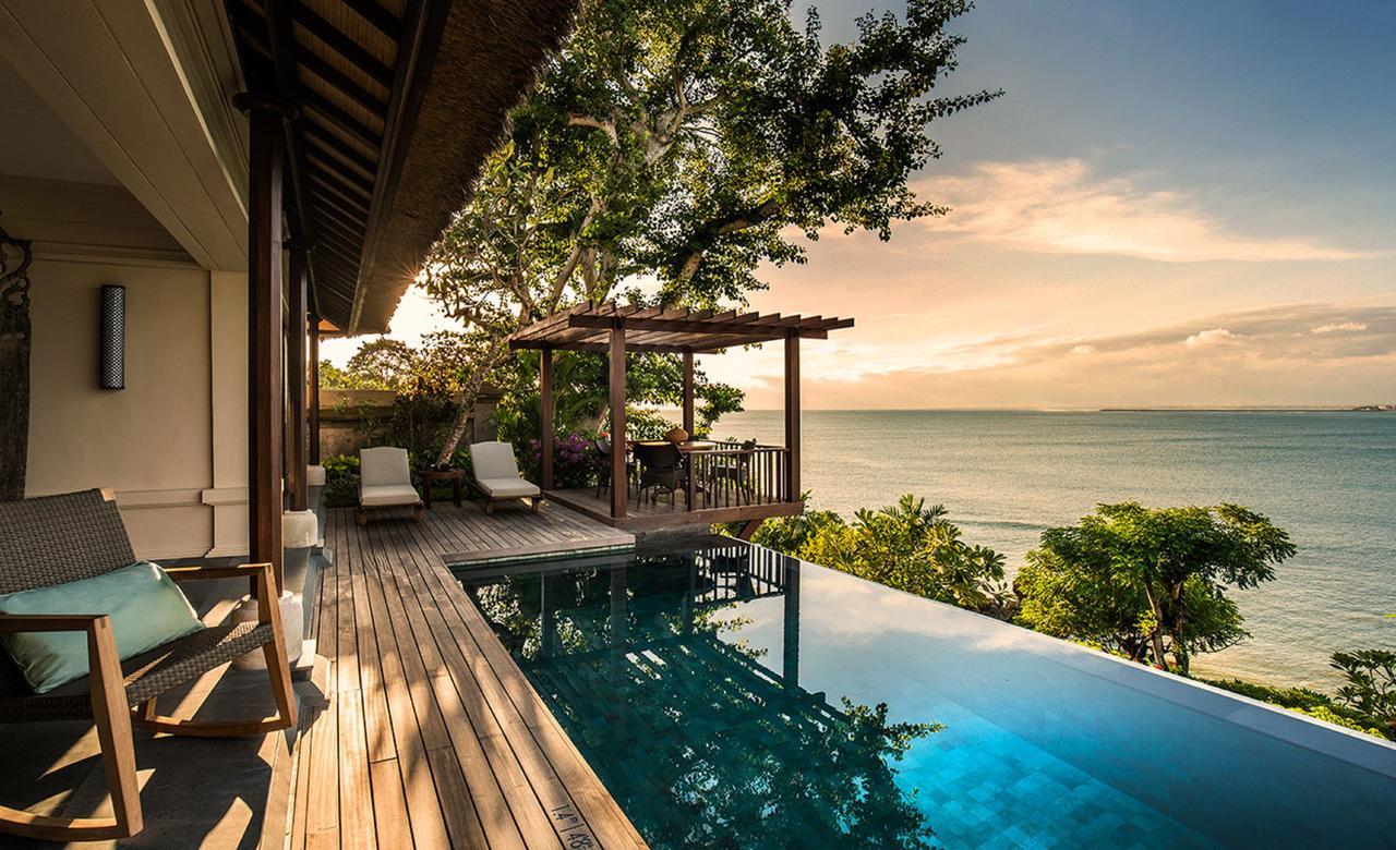 فيلل مذهلة على الشاطئ في بالي