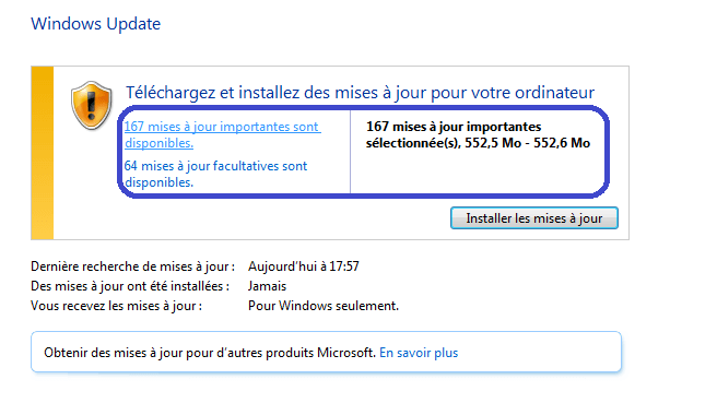Telecharger mise a niveau windows 7 gratuit