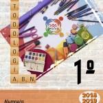Cuaderno ABN de 1º de Educación Primaria