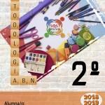Cuaderno ABN de 2º de Educación Primaria