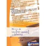 Documentos: Manual no sexista del lenguaje
