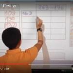 Vídeo tutorial: Operaciones 1 (Restas)