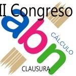 II Congreso ABN: Clausura (Conferencia Jaime Martínez)